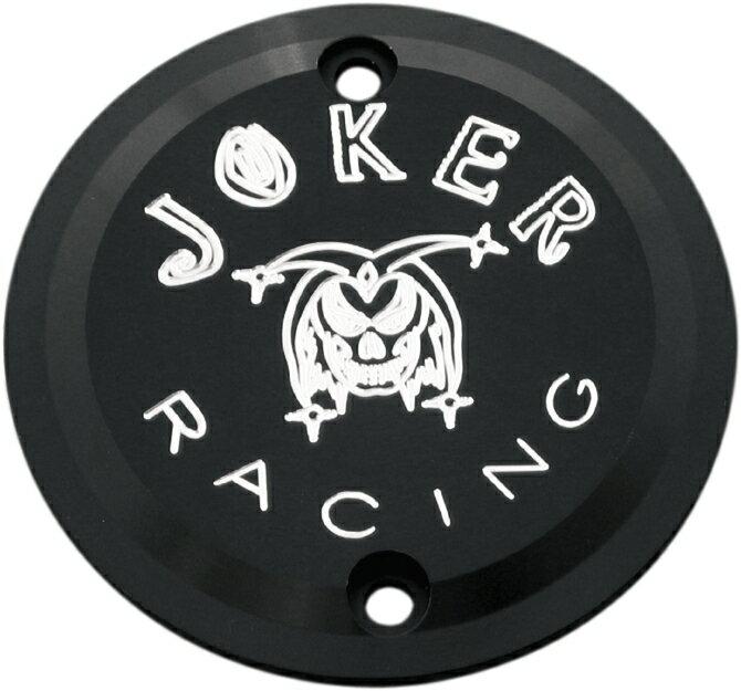 JOKER MACHINE ジョーカーマシーン エンジンカバー カバー PT ブラック ジョーカー レース XL 【CVR PT BLK JOKER RACE XL [0940-0282]】