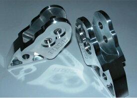 NA Metal Craft エヌエーメタルクラフト 車高調整関係 リヤサスペンション レイダウンKIT カラー:クリアアルマイト ZRX1200 R