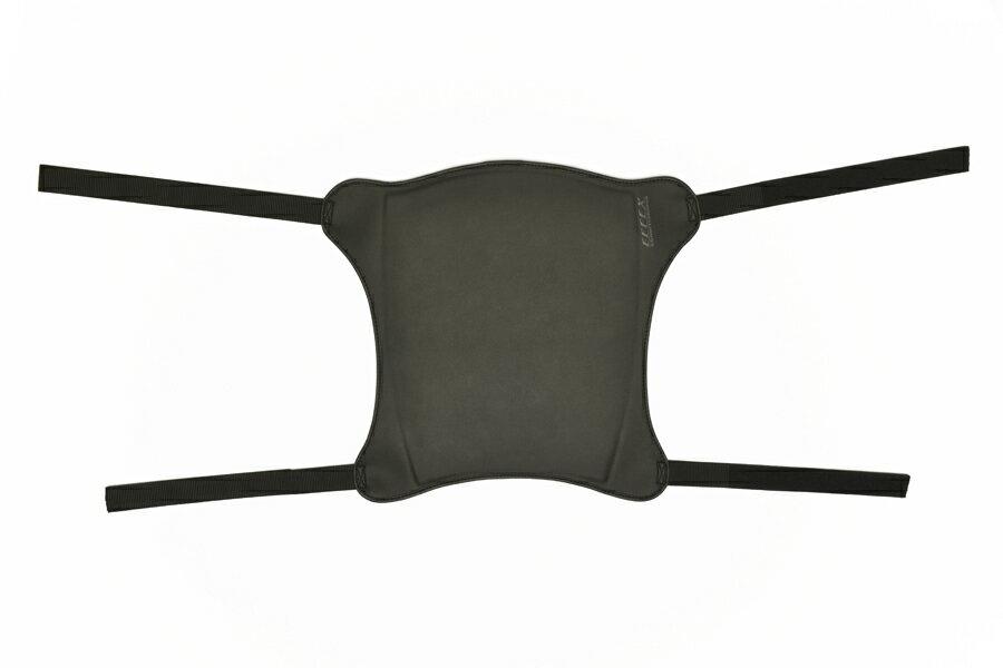 【在庫あり】EFFEX エフェックス その他シートパーツ GEL-ZAB [ゲルザブ] R 取付周長:前80/後89cm(本体31/36cm+ベルト25cm×2)