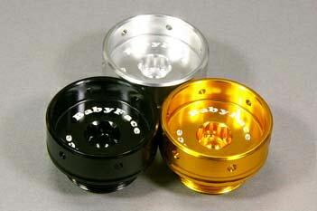 【在庫あり】BABYFACE ベビーフェイス オイルポンプ・フィラーキャップ・オイル関連パーツ オイルフィラーキャップ カラー:ゴールド S1000RR