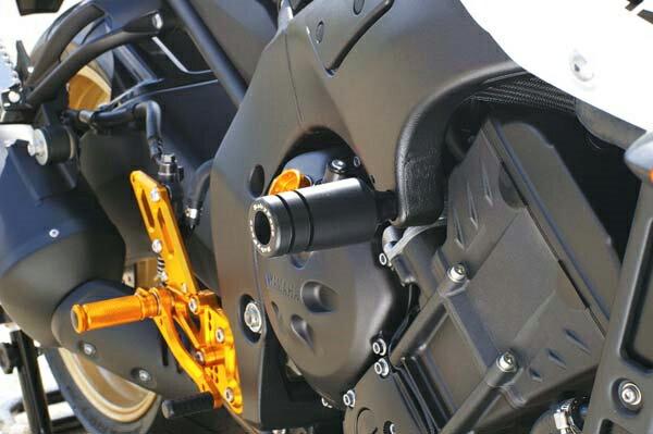 BABYFACE ベビーフェイス ガード・スライダー フレームスライダー FZ1/8 Fazer8 06-12