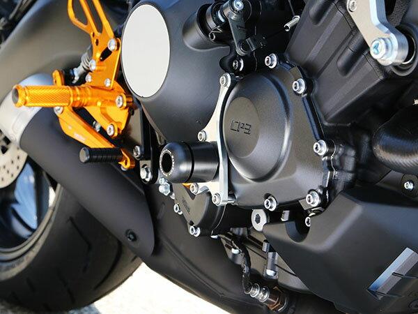 BABYFACE ベビーフェイス ガード・スライダー エンジンスライダー XSR900/MT-09 14-17