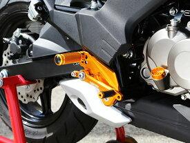 【イベント開催中!】 BABYFACE ベビーフェイス バックステップ ステップキット正チェンジモデル Z125 プロ