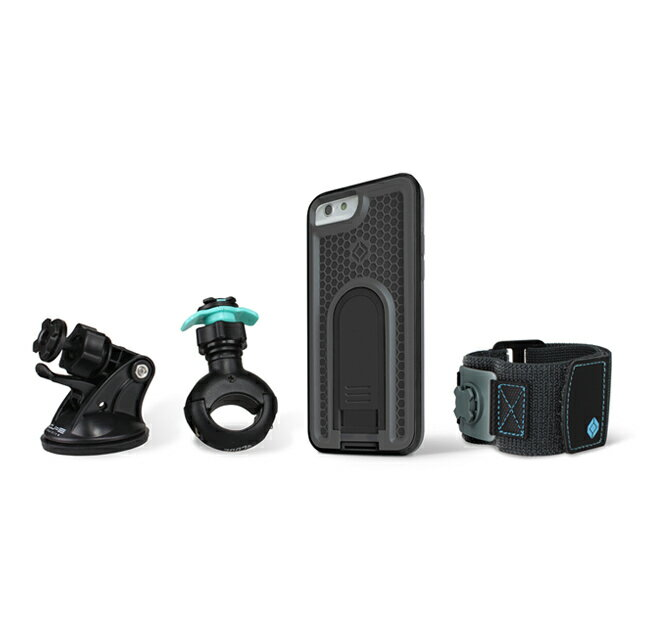【イベント開催中!】Intuitive Cube イントゥイティブキューブ 各種電子機器マウント・オプション Xガード バンドルB iPhone6/6s用 マルチパーパス コンビネーションパッケージ