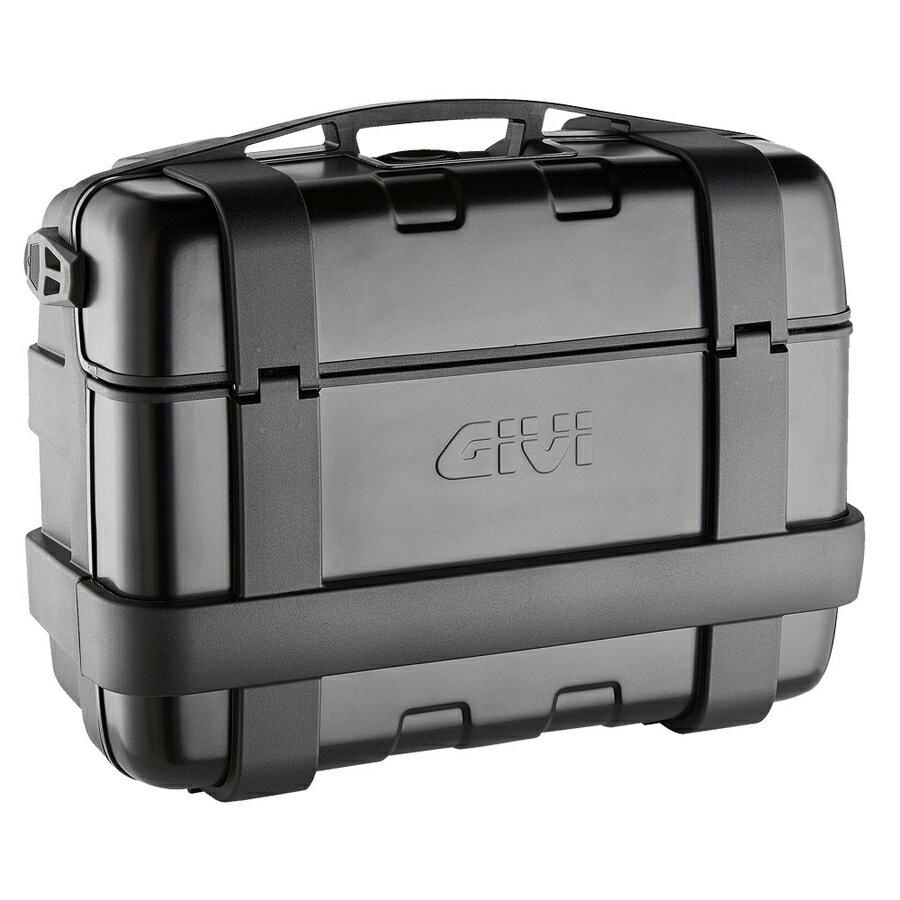 GIVI ジビ トップケース・テールボックス モノキーケース TREKKER [トレッカー] シリーズ カラー:ブラックライン [TRK33B]