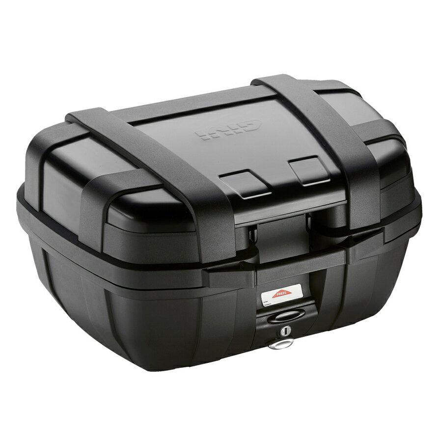 GIVI ジビ トップケース・テールボックス モノキーケース TREKKER [トレッカー] シリーズ カラー:ブラックライン [TRK52B]