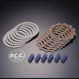 ADVANTAGE アドバンテージ FCC トラクション コントロール クラッチキット ZRX400 ZZR400 ZZR600