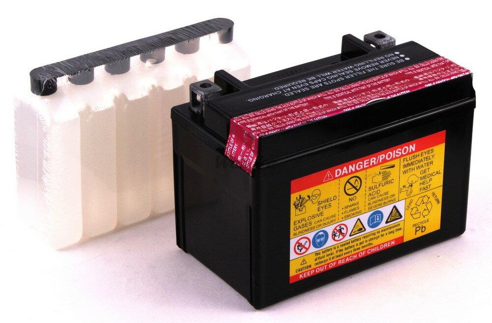 ACDelco ACデルコ DTX9-BS メンテナンスフリーバッテリー (電解液付属)