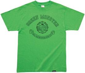 KAWASAKI カワサキ カワサキバイカーズコレクションTシャツ(GREEN MONSTER)