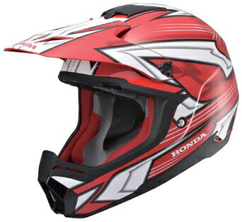 【イベント開催中!】 HONDA RIDING GEAR ホンダ ライディングギア オフロードヘルメット Honda XP913 CHARGER ヘルメット サイズ:L(59-60cm)