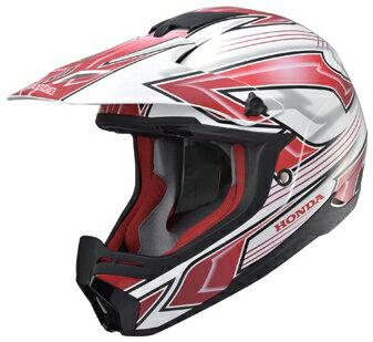 【イベント開催中!】 HONDA RIDING GEAR ホンダ ライディングギア オフロードヘルメット Honda XP913 CHARGER ヘルメット サイズ:M(57-58cm)