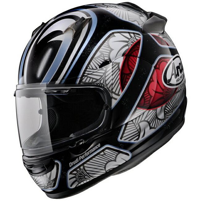 【在庫あり】Arai アライ フルフェイスヘルメット QUANTUM-J NAKANO [クアンタム-J ナカノ] ヘルメット サイズ:L(59-60cm)