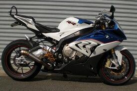アサヒナレーシング ASAHINA RACING エグテック GPスタイル メガフォン スリップオンマフラー IMAI SPL バッフル:なし S1000RR