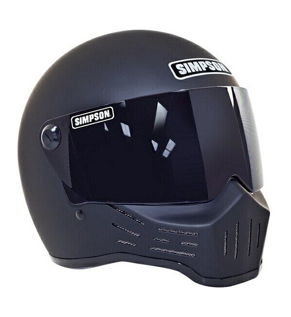 SIMPSON NORIX シンプソンノリックス フルフェイスヘルメット M30ヘルメット サイズ:60cm (7-1/2)