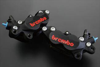 【在庫あり】Brembo ブレンボ ブレーキキャリパー P4 30/34 40mm 「幻」モデル 左右セット