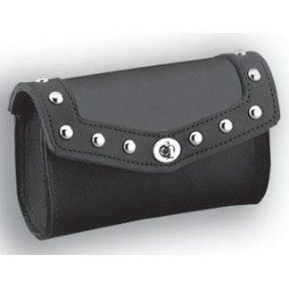 US HONDA 北米ホンダ純正アクセサリー その他バッグ レザーフロントポーチ (Leather Front Pouch) タイプ:Studded