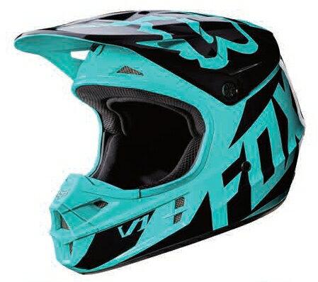 【イベント開催中!】 FOX フォックス オフロードヘルメット V1ヘルメット RACE [レース] サイズ:L
