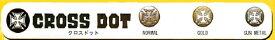 DAMMTRAX ダムトラックス 内装・オプションパーツ クロスドットボタン