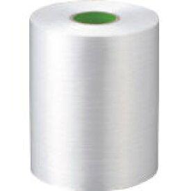 TRUSCO トラスコ中山 工業用品 ツカサ 自動結束機用PEテープ ダイヤフラット D-28(白)