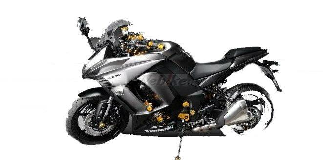 【在庫あり】【イベント開催中!】 Dimotiv ディモーティヴ ガード・スライダー フロントスプロケットカバー(Front Sprocket Cover) カラー:ゴールド Z1000 14-16 Z1000 SX(Ninja1000) 13-16