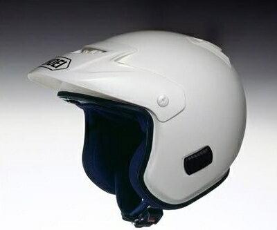 【在庫あり】SHOEI ショウエイ オフロードヘルメット TR-3 [ティーアール-スリー ホワイト] ヘルメット サイズ:M(57cm)