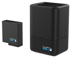【在庫あり】GoPro ゴープロ 各種電子機器マウント・オプション デュアルバッテリーチャージャー+バッテリー