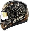 ICON アイコン フルフェイスヘルメット ALLIANCE GT HELMET [アライアンス GT ヘルメット] WATCH KEEPER [ウォッチキーパ...