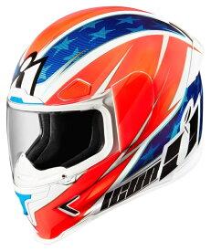 ICON アイコン フルフェイスヘルメット AIRFRAME PRO MAXFLASH HELMET [エアフレームプロ・マックスフラッシュ・ヘルメット] サイズ:XL