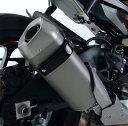 R&G アールアンドジー ガード・スライダー エキゾーストプロテクター【Exhaust Protector】■ MT-10 (2016) YZF-R1 (201...