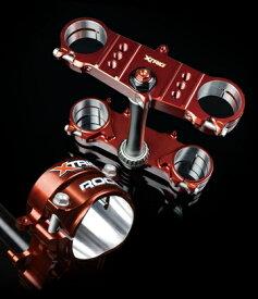 XTRIG エックストリッグ トップブリッジ TRIPLE CLAMP ROCS Supermoto (トリプル クランプ ロックス スーパーモト) CRF250R 14-16、CRF450R 13-16