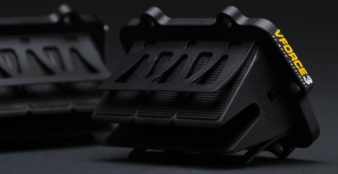 V-FORCE ブイフォース その他吸気系部品 BOX V-VALVES FOR KAWASAKI FORCE3 KFX250 88 -89 / 85 -87 KXT250【ヨーロッパ直輸入品】