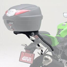 【在庫あり】GIVI ジビ バッグ・ボックス類取り付けステー SRVフィッティング [SRV-NINJA250SL] ニンジャ250SL