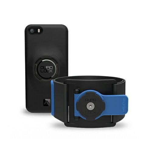 Quad Lock クアッドロック 各種電子機器マウント・オプション ランニングキット 【iPhone 6 PLUS/6S PLUS用】