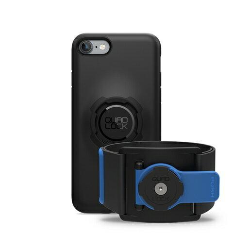 Quad Lock クアッドロック 各種電子機器マウント・オプション Run Kit for iPhone 7/8