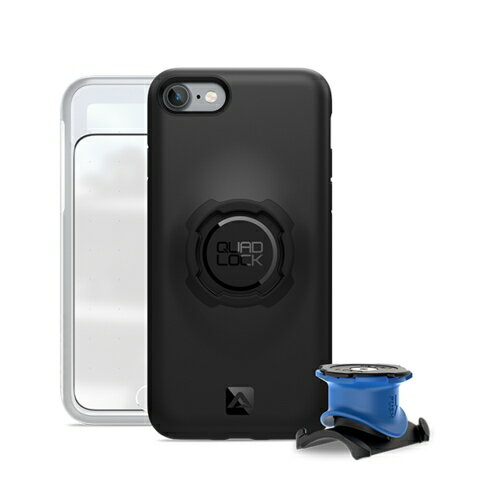Quad Lock クアッドロック 各種電子機器マウント・オプション Bike Kit for iPhone 7/8