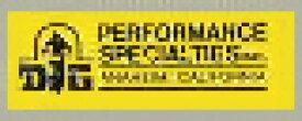 ホーリーエクイップ HollyEquip ステッカー・デカール DG Performance Swingarmデカール カラー:イエロー/ブルー