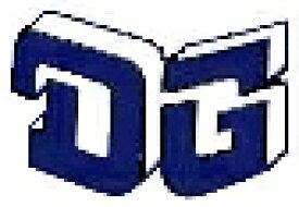 ホーリーエクイップ HollyEquip ステッカー・デカール DG Helmet/Fenderデカール カラー:ブルーシャドー (サイズ/97mm×65mm)