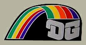 ホーリーエクイップ HollyEquip ステッカー・デカール DG Rainbow デカール(ラージ)