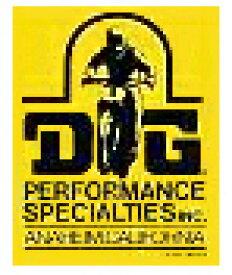 ホーリーエクイップ HollyEquip ステッカー・デカール DG Performanceデカール