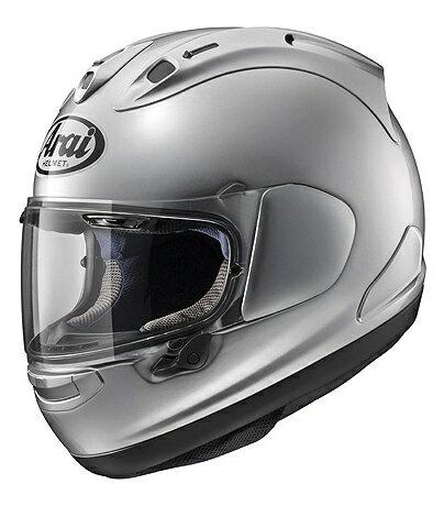 【在庫あり】【イベント開催中!】 Arai アライ フルフェイスヘルメット RX-7X [アールエックス セブンエックス アルミナシルバー] ヘルメット サイズ:M(57-58cm)