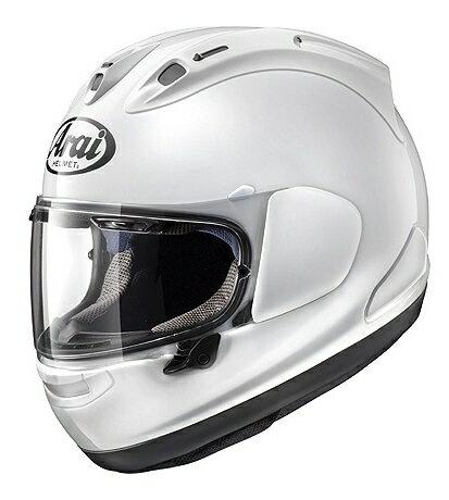 【在庫あり】Arai アライ フルフェイスヘルメット RX-7X [アールエックス セブンエックス 白] ヘルメット サイズ:XL(61-62cm)