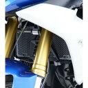 R&G アールアンドジー コアガード ラジエターガード【Radiator Guard】■ カラー:チタニウム R1200R R1200RS