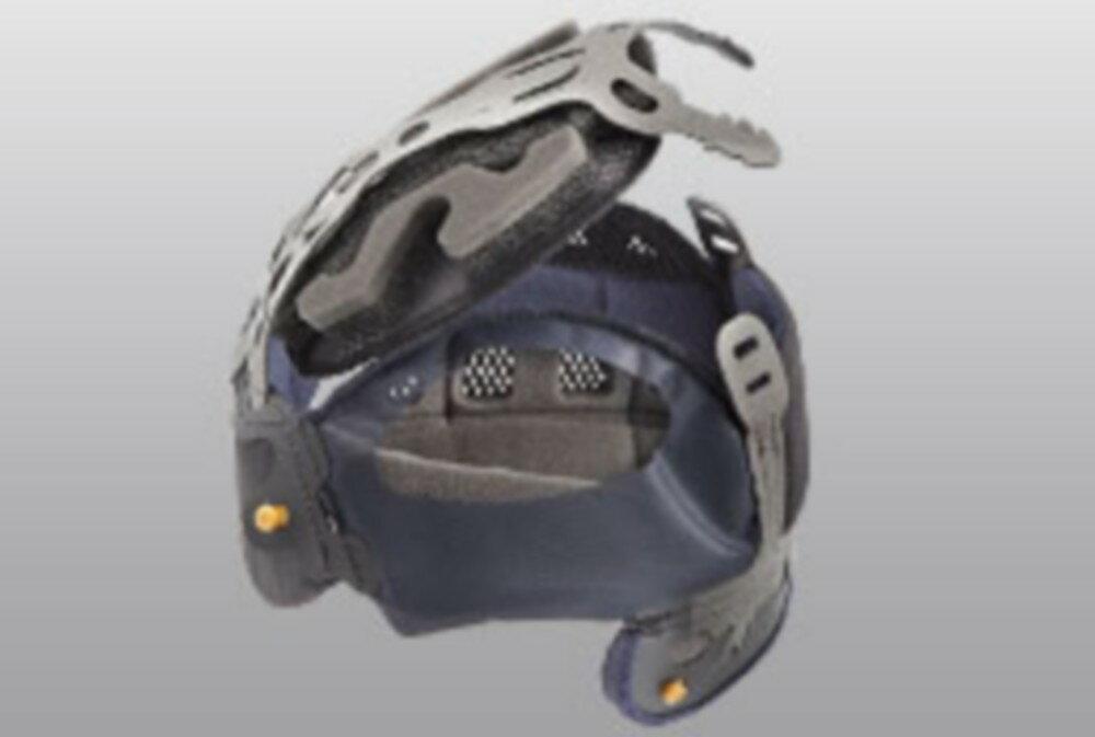 Arai アライ 内装・オプションパーツ RX-7X EP システム内装【補修・オプションパーツ】 10mm (54cm) ASTRAL-X [アストラル-X] RX-7X [アールエックス セブンエックス] VECTOR-X [ベクターX]