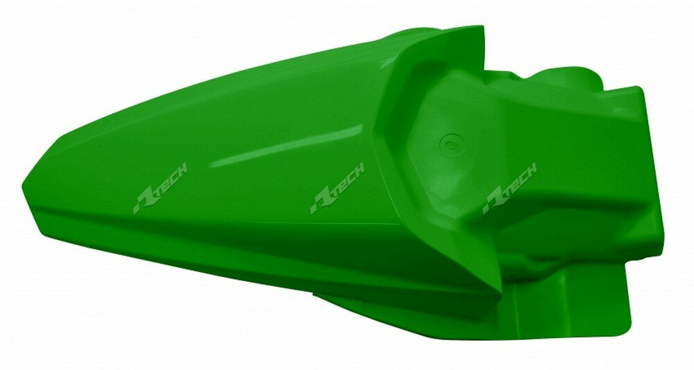 RACETECH レーステック リアフェンダー 【ヨーロッパ直輸入品】keepRear mudWhiteKawasaki Kx85 KX85 KX85 (GRANDES ROUES)