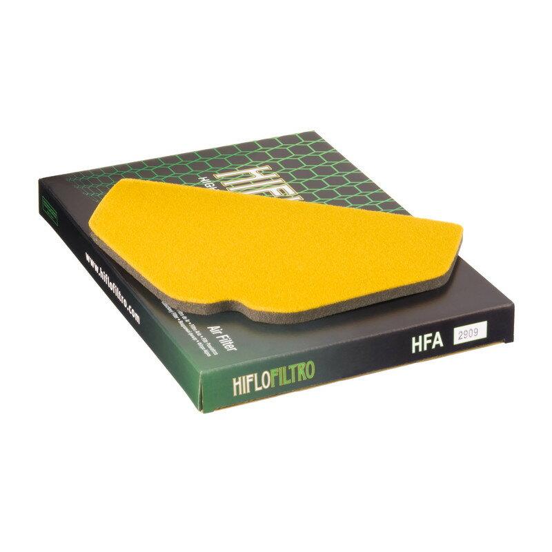 【在庫あり】HIFLOFILTRO ハイフローフィルトロ エアクリーナー・エアエレメント Air Filter HFA 2909 Kawasaki ZZR 1100 / ZZR 1200【ヨーロッパ直輸入品】