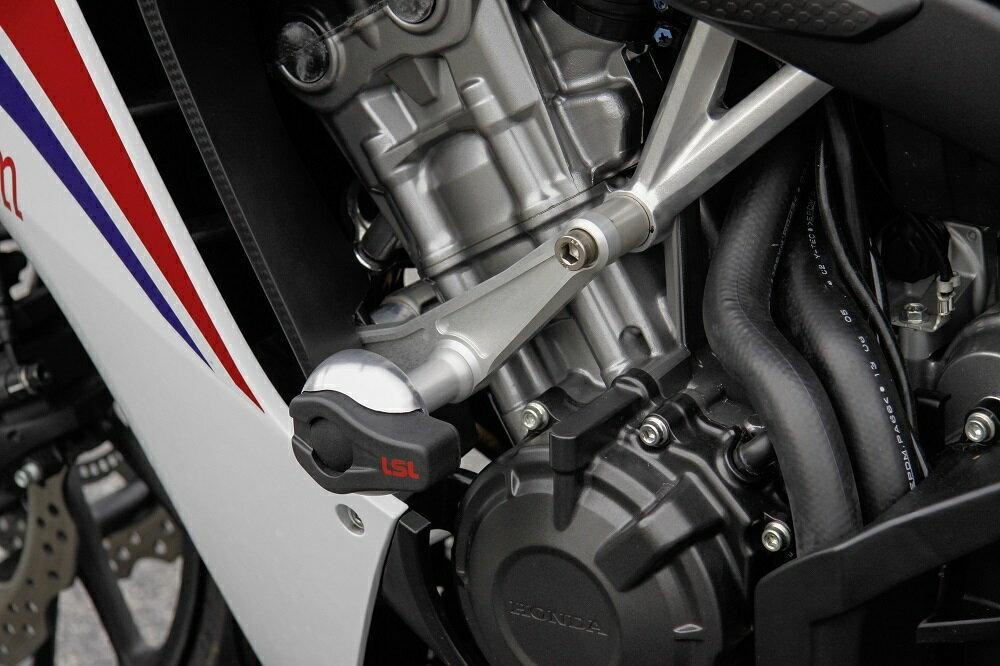 LSL エルエスエル ガード・スライダー クラッシュパッド用マウンティングキット CBR650F (14-16)
