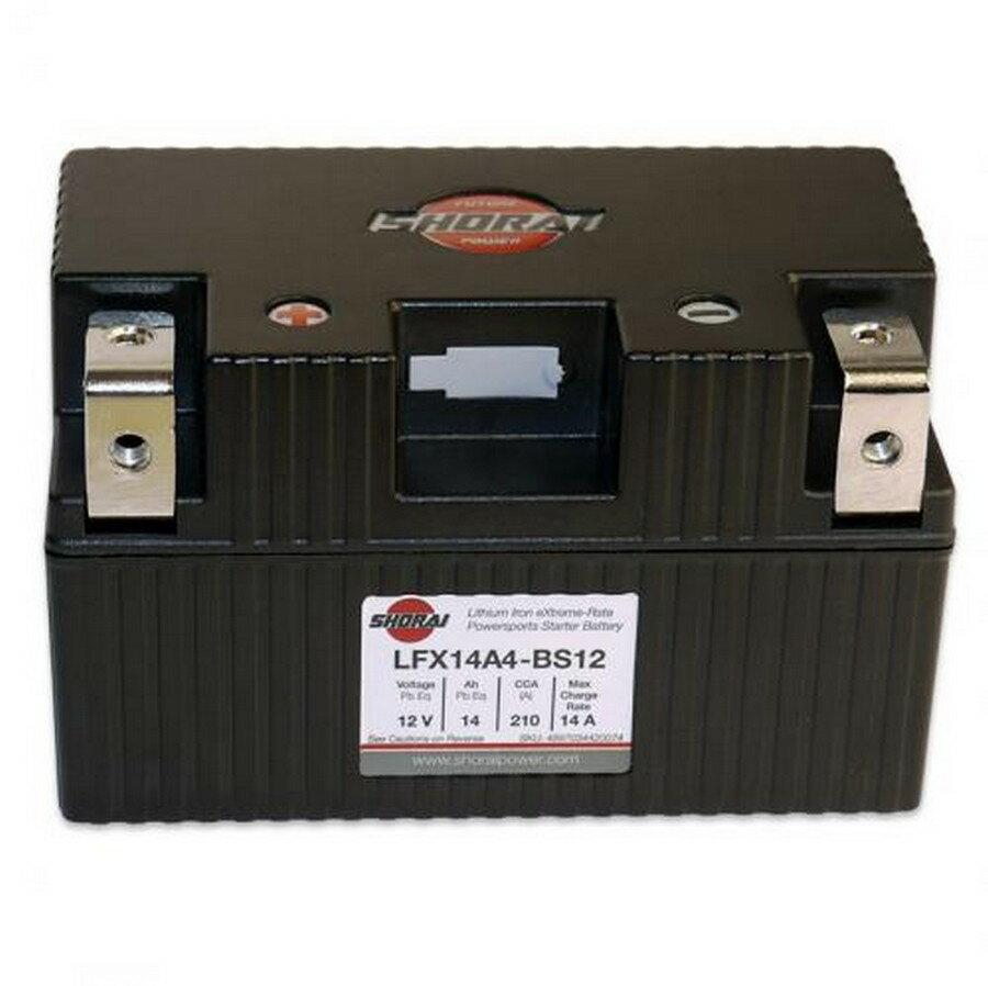 【在庫あり】SHORAI Battery ショーライバッテリー リチウムフェライトバッテリー