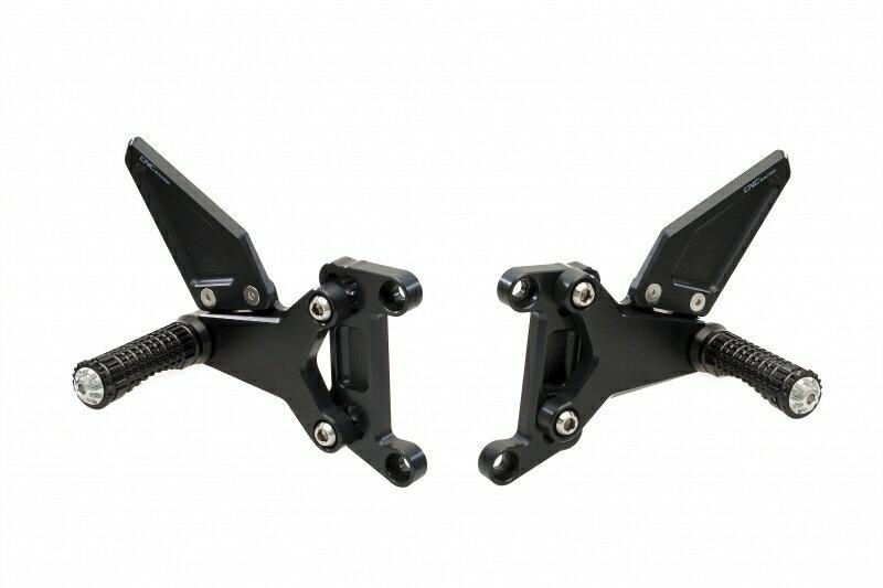 CNC Racing CNCレーシング バックステップ アジャスター リアセット MV アグスタ【Adjustable rear sets MV Agusta】