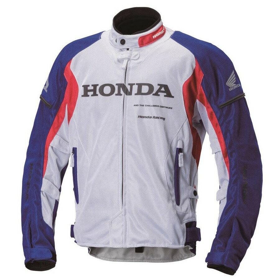 HONDA RIDING GEAR ホンダ ライディングギア ストライカーメッシュジャケット サイズ:LL