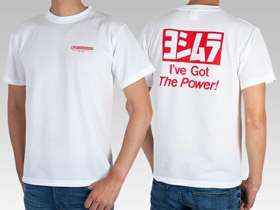 【在庫あり】【イベント開催中!】 YOSHIMURA ヨシムラ ドライチームTシャツ サイズ:L